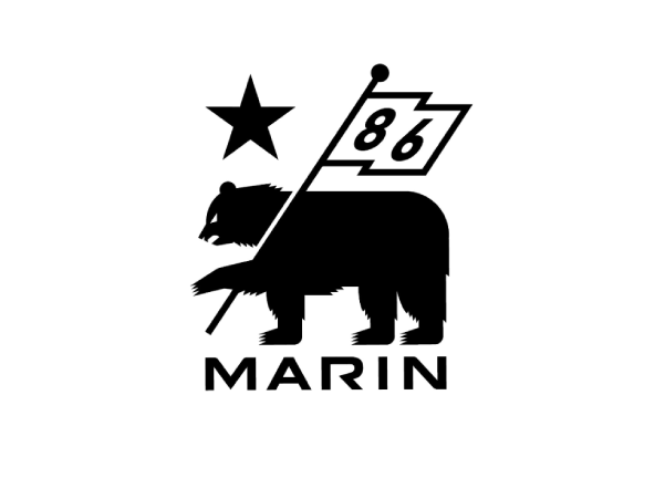 Marin bike logo